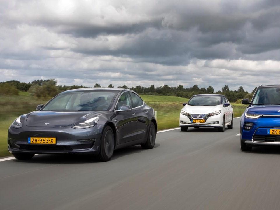 Algemene Rekenkamer betwijfelt nut fiscaal voordeel elektrische auto