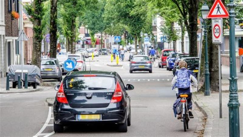 'Geen hoofdrol meer voor auto in de stad door shared speed'