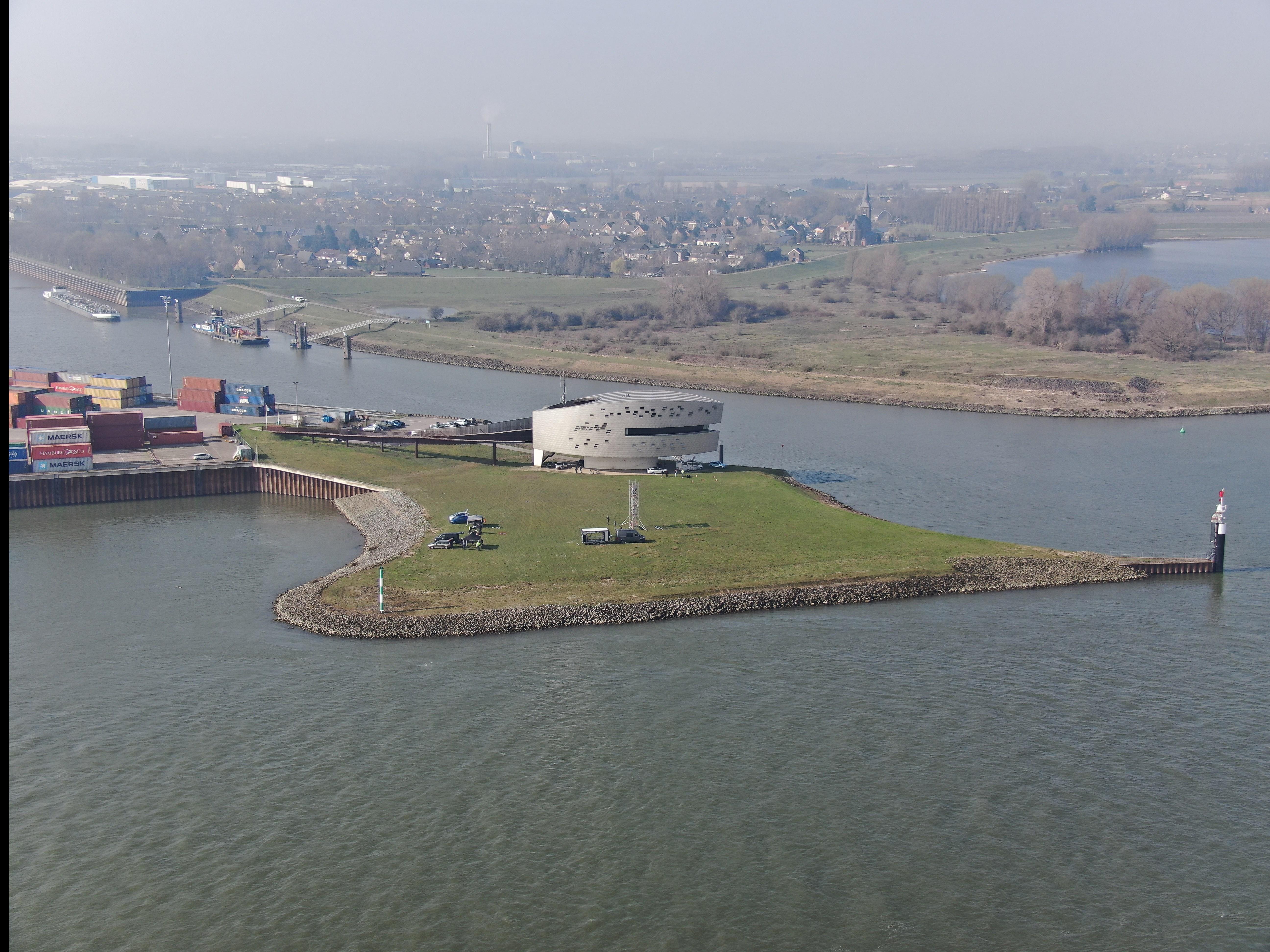 Drone2Go gaat door - sprint 7 en 8 bij Verkeerspost Nijmegen
