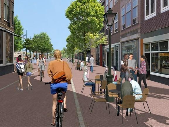 Leidse raad buigt zich over plannen om auto's uit de binnenstad te weren
