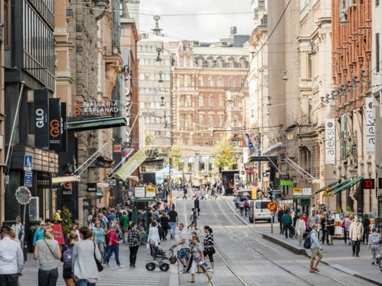 Waarom in deze stad vorig jaar geen fietsers en voetgangers stierven in het verkeer