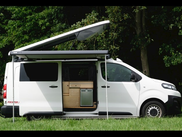 The first electric camper comes from the Netherlands