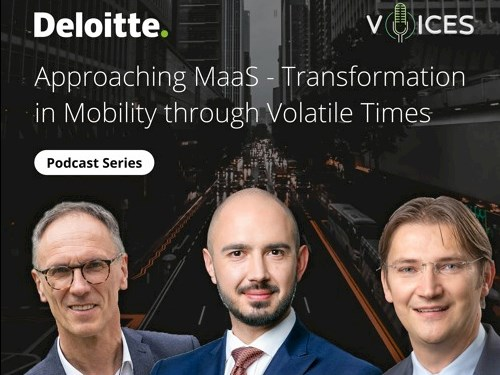 Approaching MaaS – Transformation in Mobility through Volatile Time‪s‬