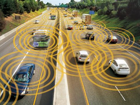 Auto's van verschillende merken gaan elkaar al over twee jaar waarschuwen voor gevaar