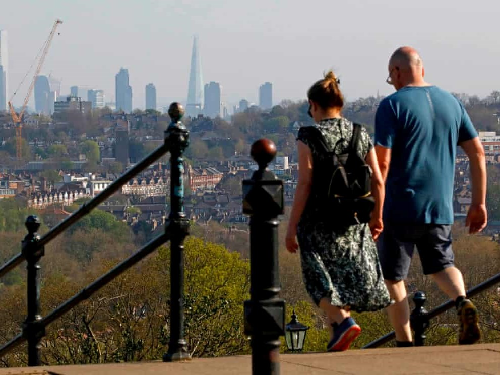 Study reveals world's most walkable cities