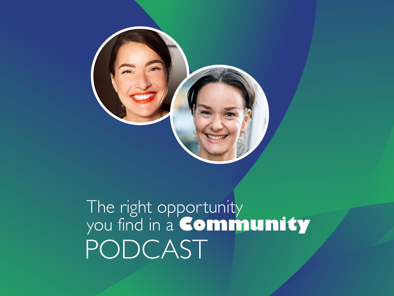 Podcast #3: In gesprek met communicatiestrateeg Femke Mureau over online communities.