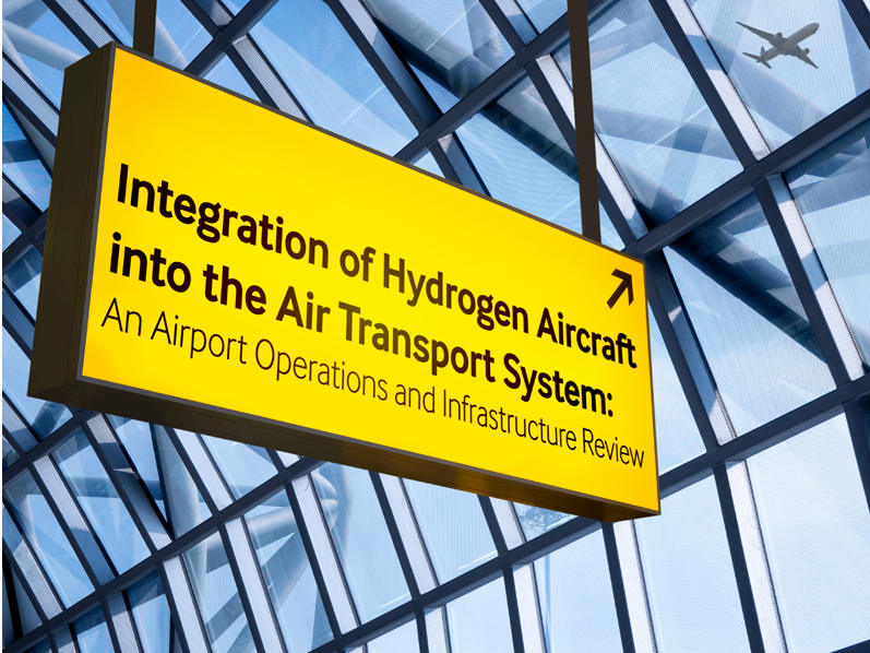 Integration of Hydrogen Aircraft into the Air Transport System
