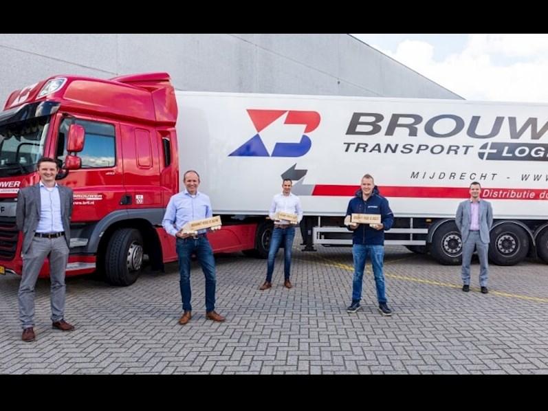 Slimme verkeerslichten maken sneller en schoner vrachtverkeer mogelijk