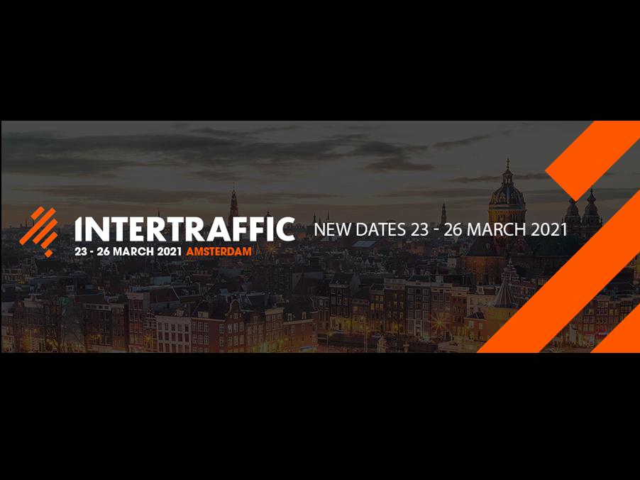 Intertraffic verplaatst naar 2021