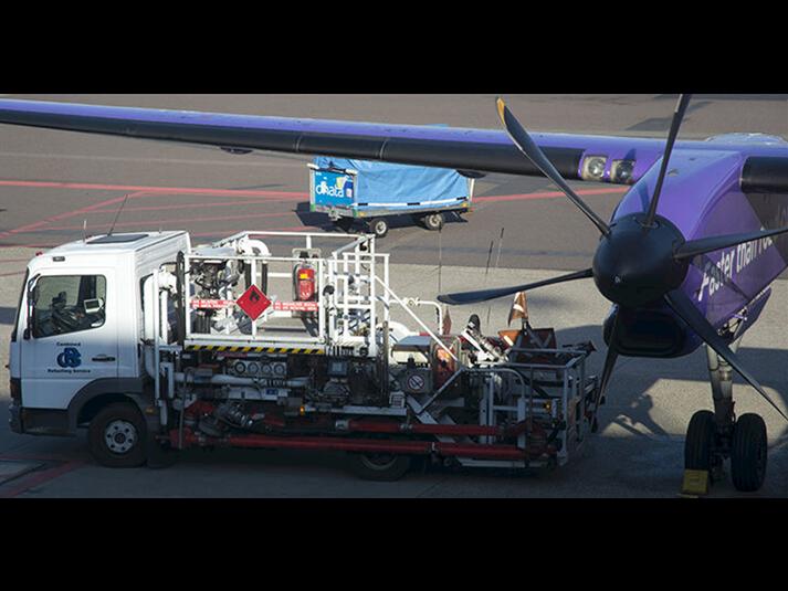 Nederland leidt Europees project voor vliegtuigbrandstof gemaakt van CO2