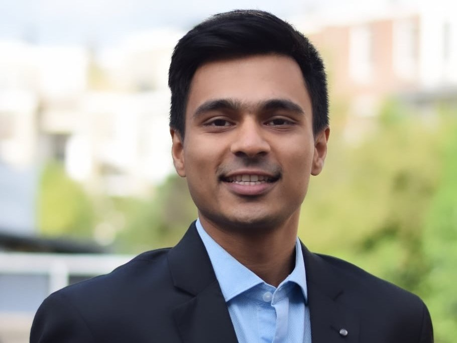 Introductie PhD student: Viral Gosar