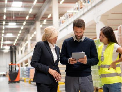 Naar de logistieke professional van de toekomst - Opleidingsprogramma LogistiekLerenZonderGrenzen