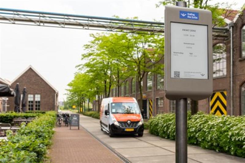 'Schaarse ruimte beter benutten met multifunctionele parkeerplek'