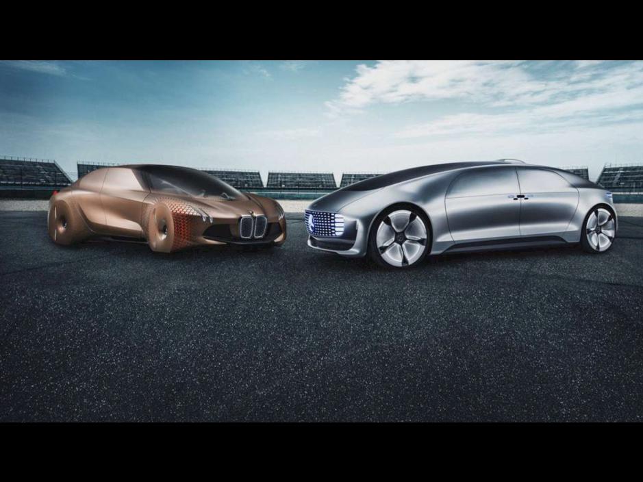 Autofabrikanten en techbedrijven kiezen steeds vaker voor samenwerking