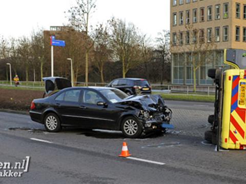 Talking Traffic maakt ambulancezorg veiliger