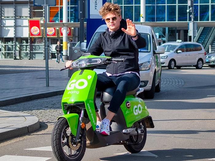 Gaiyo maakt als eerste MaaS-app plannen, boeken en betalen GO Sharing deelscooters mogelijk