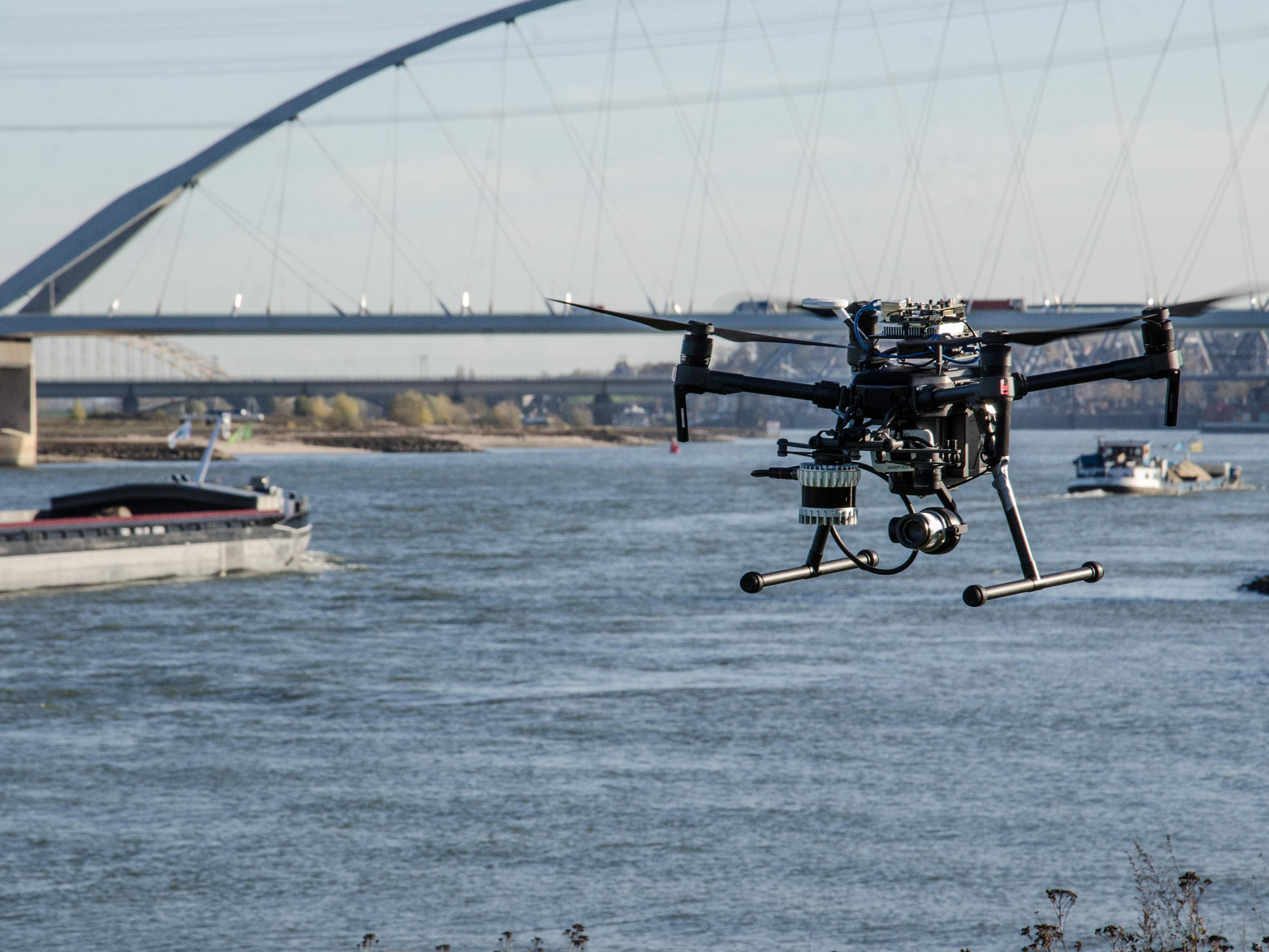Drone2Go presenteert jaarverslag 2020