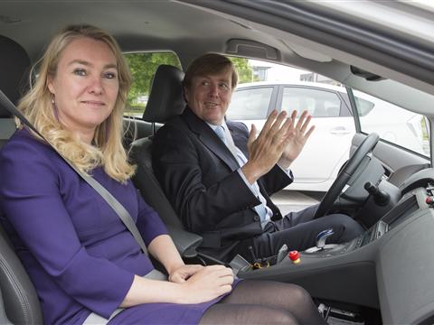 Nederland volgens nieuwe studie wereldwijd voorloper in autonoom en elektrisch rijden