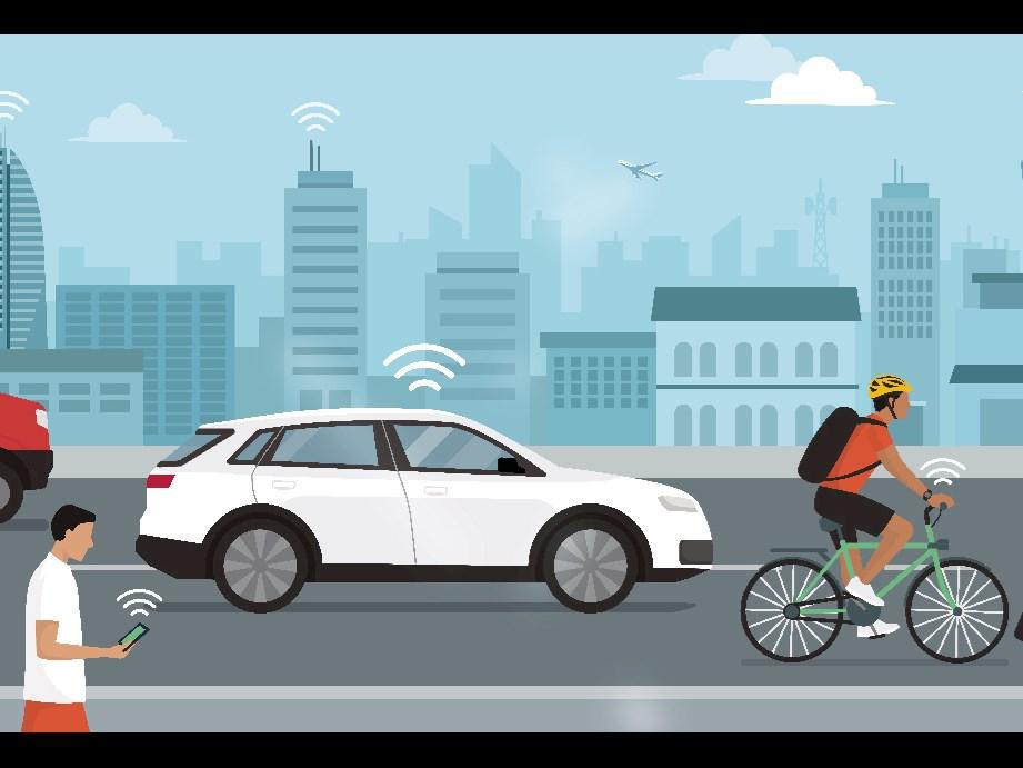 Onderzoek: interactie tussen automatische auto en fietser kan beter