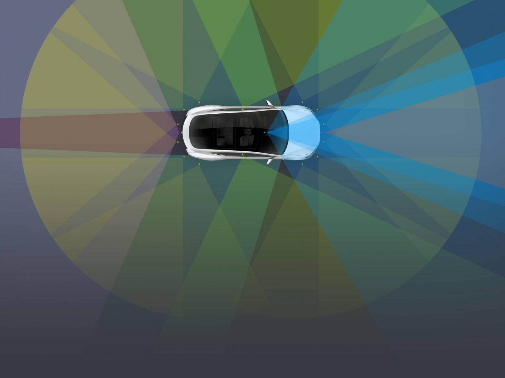 Tesla brengt Autopilot-update uit voor verkeerslichten en stopborden