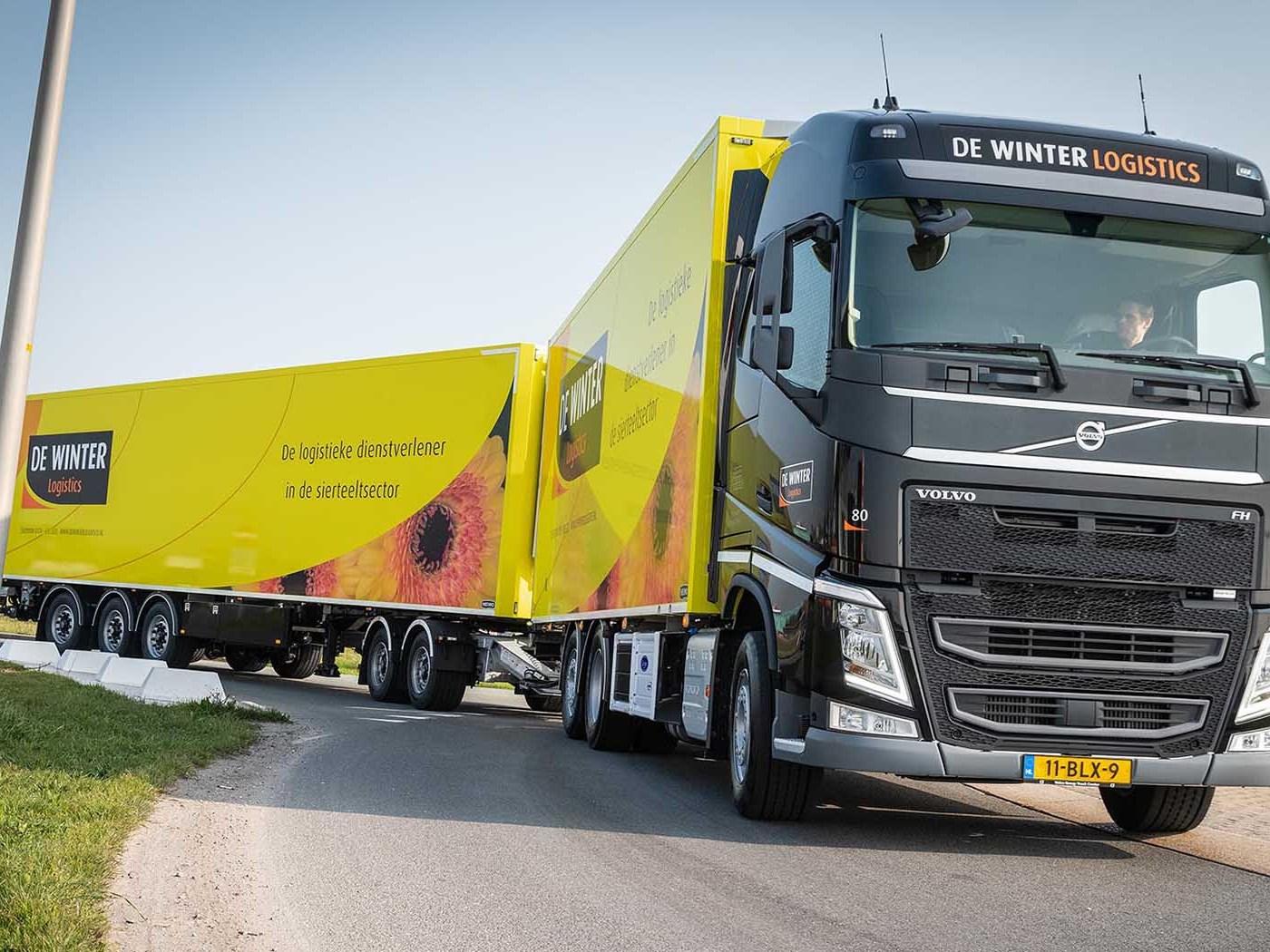 Volvo Trucks pleit voor nationale regels voor SEC