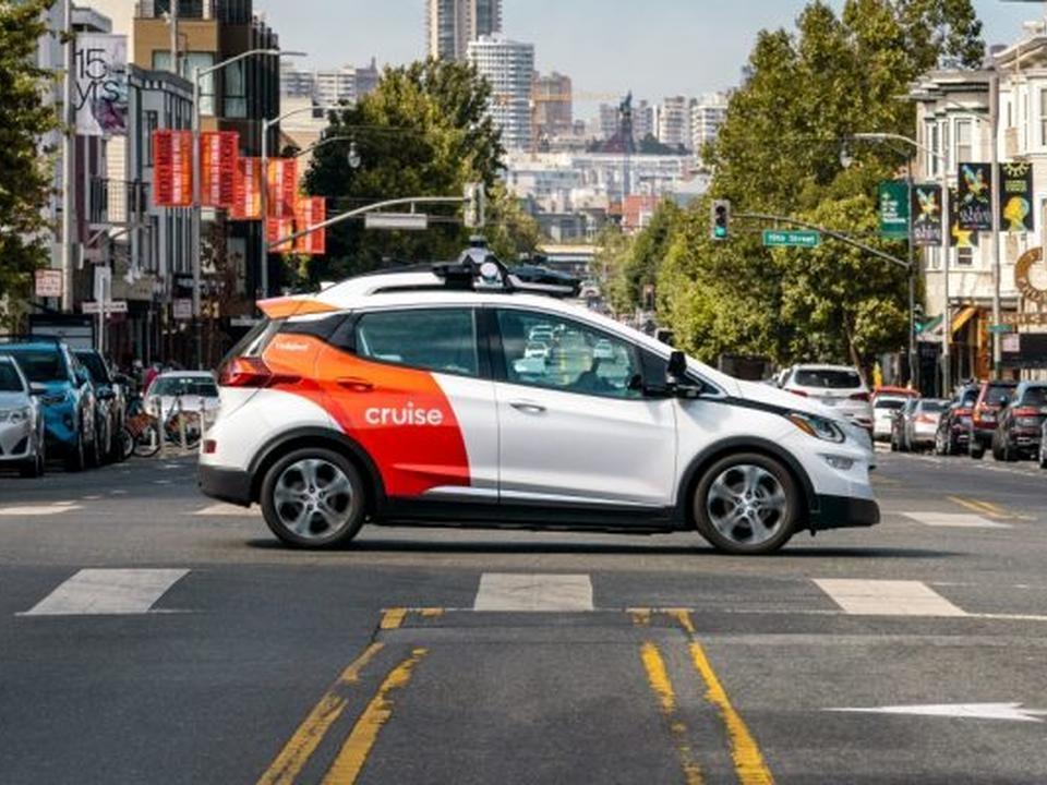 Microsoft investeert in ontwikkeling zelfrijdende auto's van Cruise