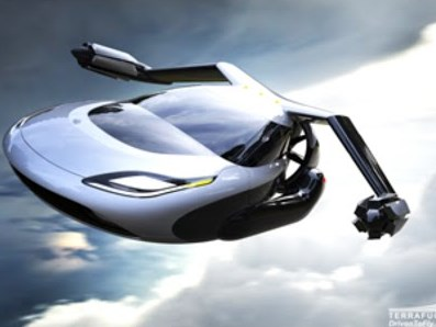 One Step Closer To 'The Jetsons': Flying Cars Now Welcome In New Hampshire
