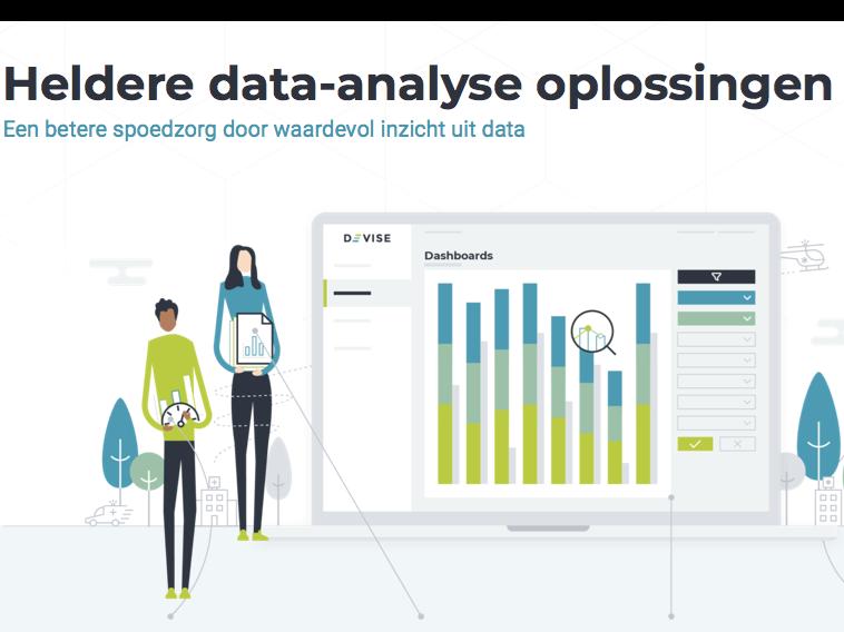 Data-analyse binnen de spoedzorg