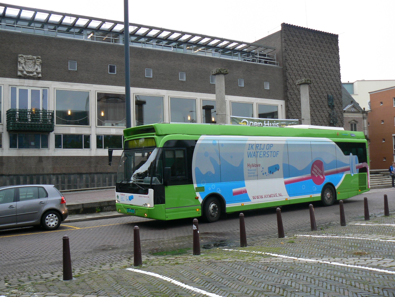 Flevoland sluit aan bij proef met waterstofbus