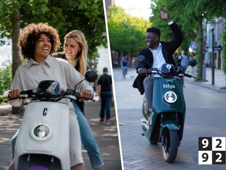 9292 neemt scooter in app op voor eerste en laatste kilometers