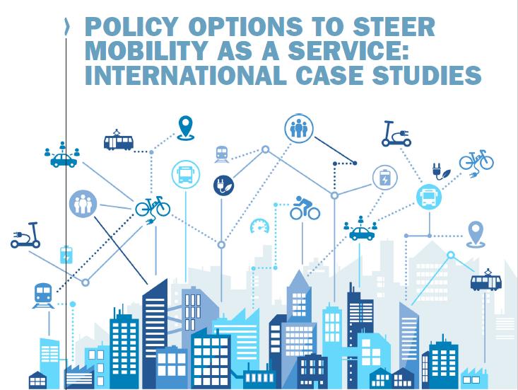 TNO onderzoek Mobility as a Service: wat kunnen we leren van governancemodellen in het buitenland?