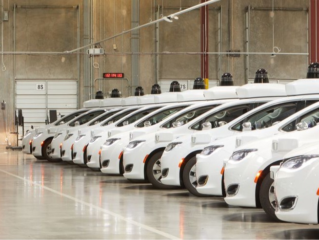 Uber, Waymo Mapping City Streets for Their Future Self-Driving Fleets