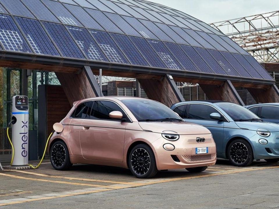 Fiat is het volgende automerk dat volledig elektrisch gaat