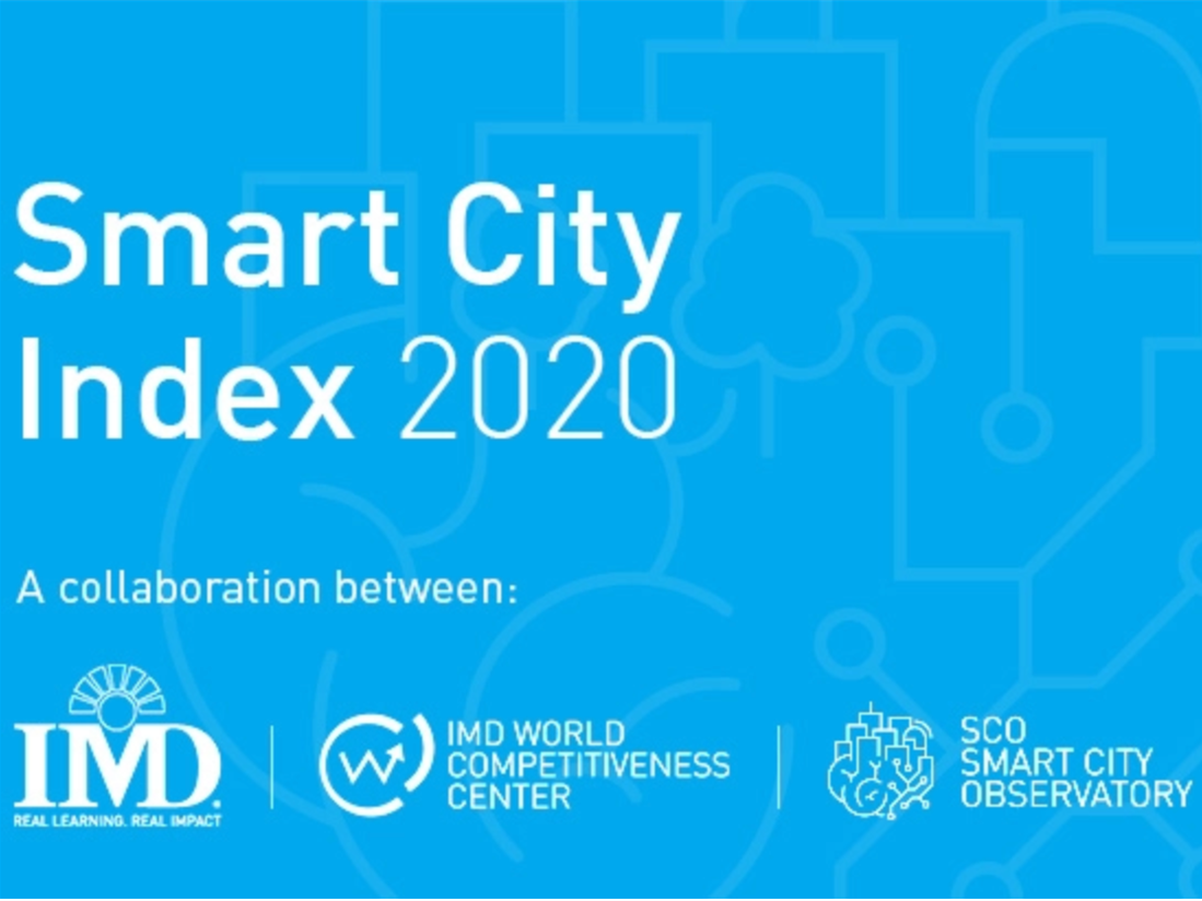 Singapore, Helsinki and Zurich triumph in global smart city index