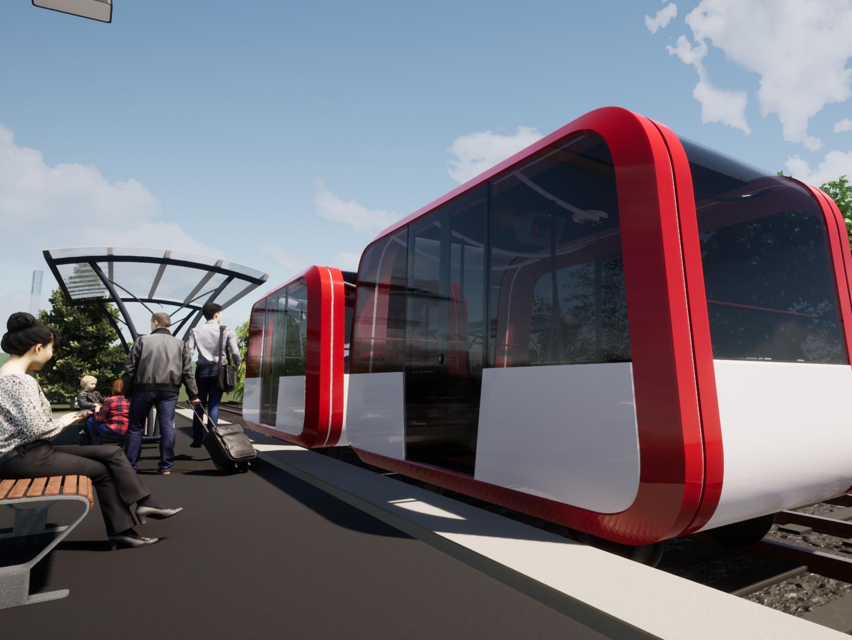 Taxirail: the future for regional rail?