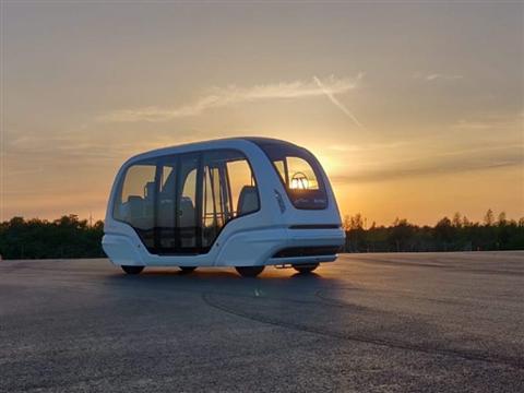 2getthere Urban Mobility partner Holland Paviljoen voor Smart City Expo 2019