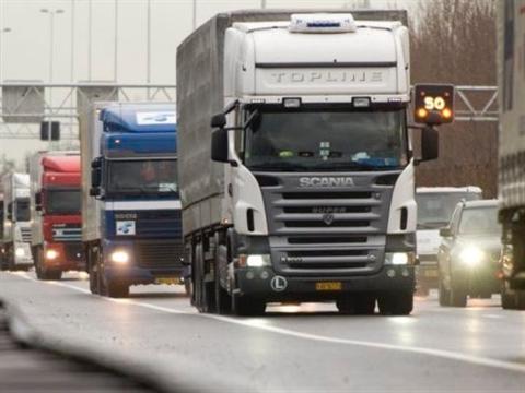 Gebruik data in wegtransport kan 500.000 ton CO2 besparen