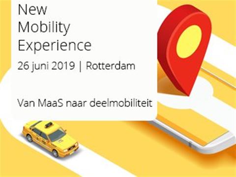 Kom 26 juni naar de New Mobility Experience en ontdek meer over MaaS