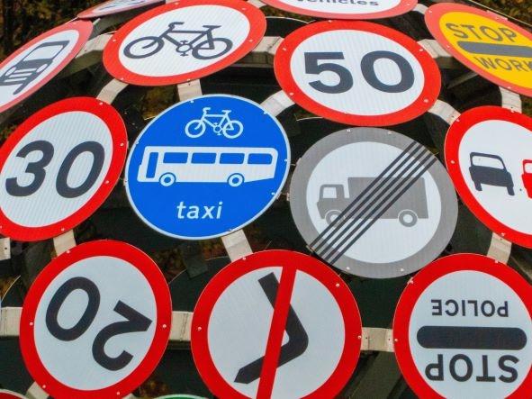 Normcommissie Verkeerstekens