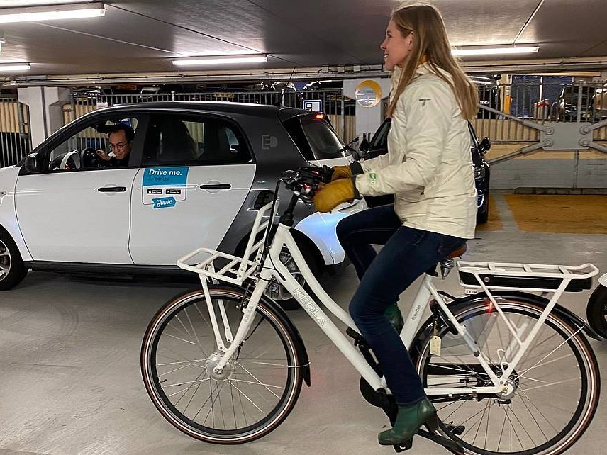 'Met data over deelmobiliteit kunnen gemeenten beter sturen op beleidsdoelen'