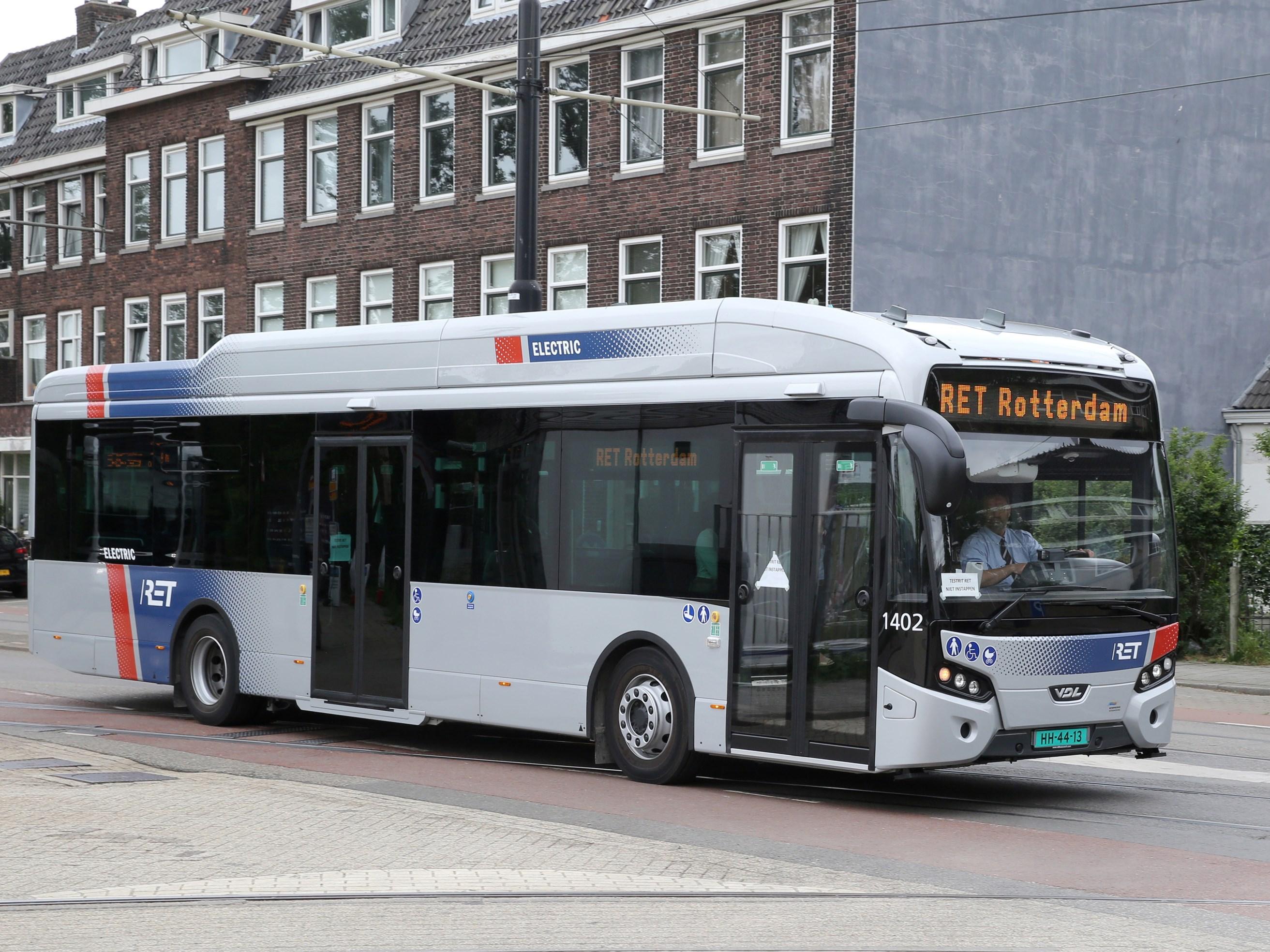 RET, HTM en EBS dienen vervoerplannen 2021 in