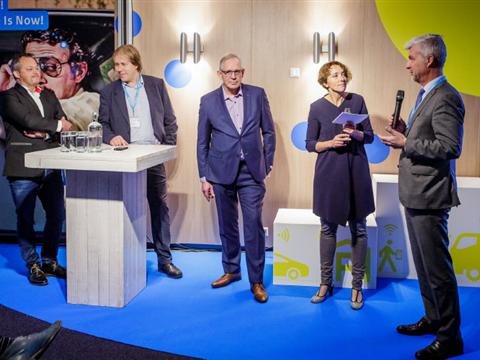 Overheden en marktpartijen presenteren Partnership Talking Traffic in Houten