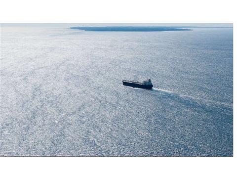Grootste elektrische veerboot ter wereld voltooit eerste overtocht