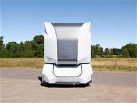 Public Road Trials Initiated By Sweden For Electric Autonomous Truck