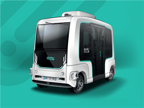 Current Autonomous Shuttles and the Latest Concept for the Future