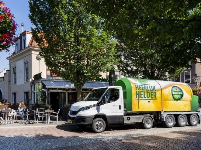 Duurzaam bevoorraden: Amsterdamse ketensamenwerking toont aan dat het kan