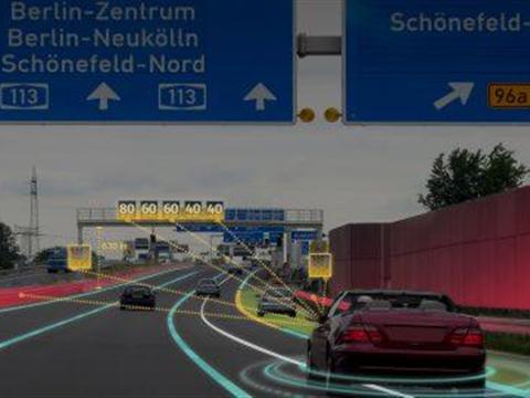 Globaal kaartsysteem versimpelt snelle bouw zelfrijdende auto