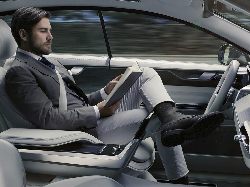 Volvo gaat Waymo's technologie voor autonoom rijden gebruiken bij taxi's