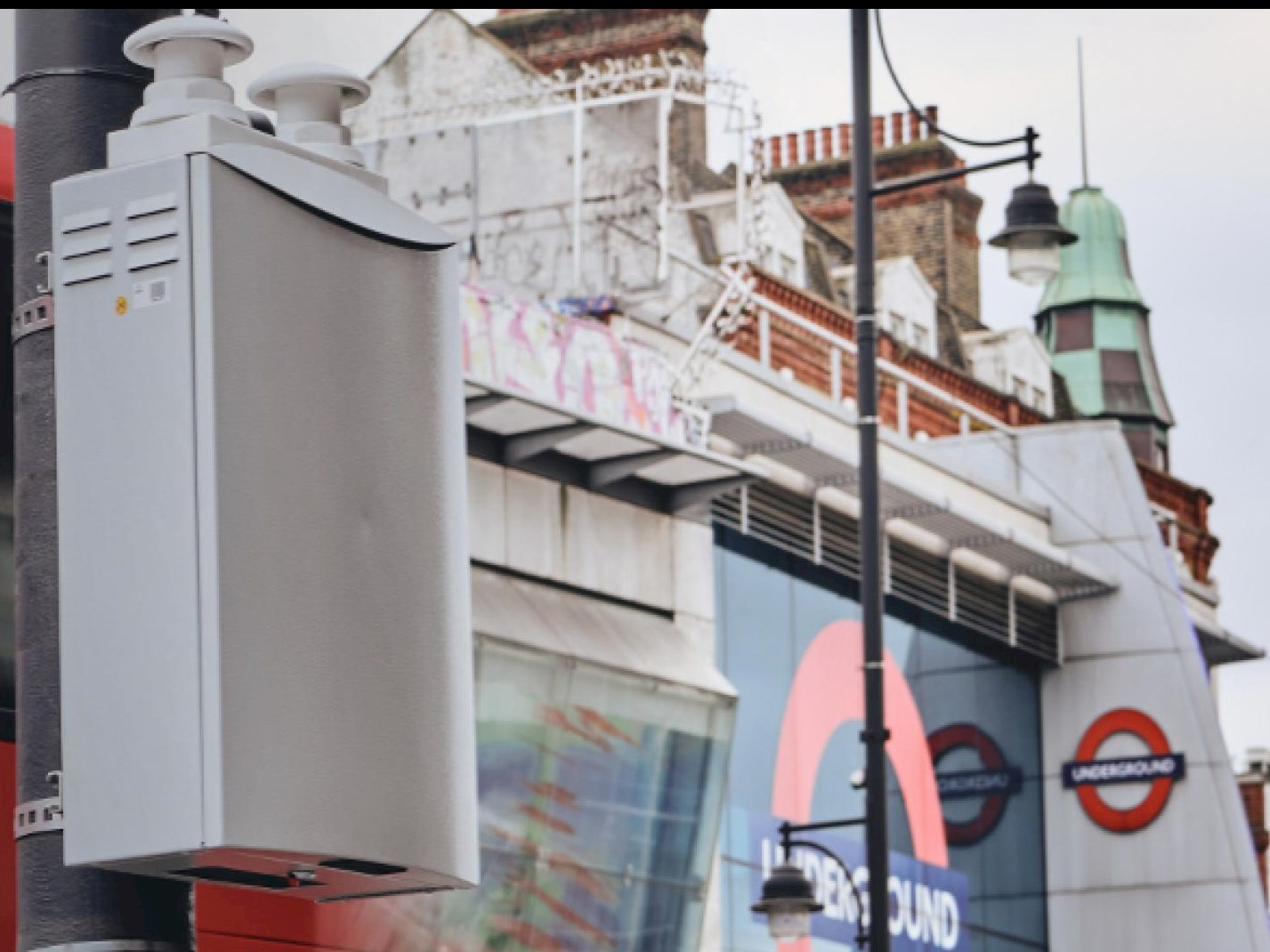 HERE, working with TfL, improves air quality in London.