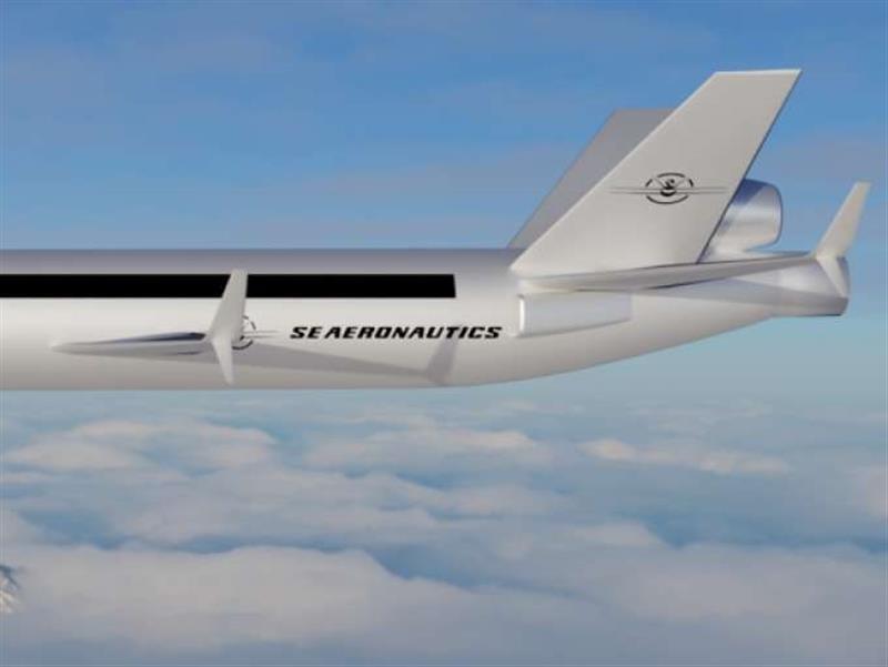 Dit nieuwe vliegtuig belooft alle problemen van de luchtvaart op te lossen